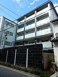 京都府京都市中京区西ノ京職司町の賃貸マンションの外観