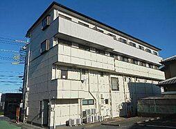 東京都調布市下石原3丁目の賃貸マンションの外観