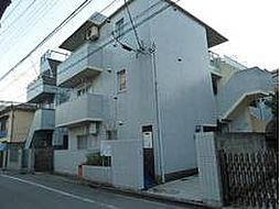 東京都葛飾区金町4丁目の賃貸マンションの外観