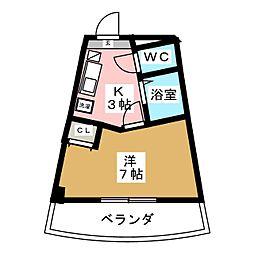 梅坪駅 4.4万円