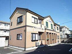 藤コーポ弥生壱番館[1階]の外観