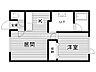 間取り,1DK,面積28.35m2,賃料4.8万円,バス くしろバス農協ビル前下車 徒歩4分,,北海道釧路市昭和中央3丁目19