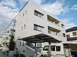 愛知県名古屋市千種区穂波町3丁目の賃貸マンションの外観
