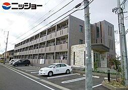 プラネットD棟[3階]の外観
