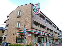 兵庫県西宮市甲子園八番町の賃貸マンションの外観