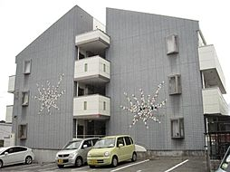 広島県東広島市西条中央1丁目の賃貸マンションの外観