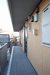 キャロット・ハウス II[1階]の外観