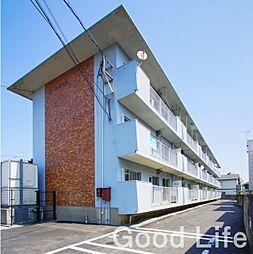福岡県福岡市早良区田隈3丁目の賃貸マンションの外観