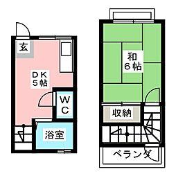 【敷金礼金0円!】村下ハイツ
