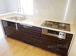 S-GLANZ大阪同心の調理スペースも広く自炊捗りますね。