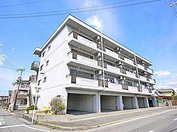 奈良県天理市西長柄町の賃貸マンションの外観