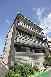 徳島県徳島市蔵本町3の賃貸マンションの外観