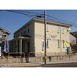 新潟県新潟市中央区西大畑町の賃貸アパートの外観