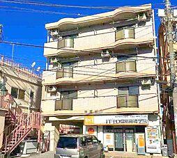 祥城ビル[3階]の外観