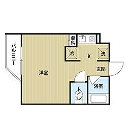 高宮駅 3.9万円
