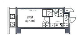 HF駒沢公園レジデンスTOWER[4階]の間取り