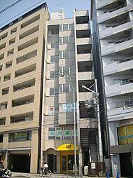 京都府京都市山科区椥辻草海道町の賃貸マンションの外観