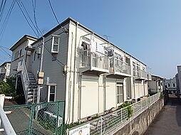 神奈川県小田原市国府津3丁目の賃貸アパートの外観
