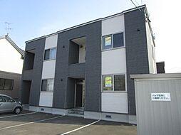 [タウンハウス] 北海道札幌市北区篠路一条2丁目 の賃貸【/】の外観