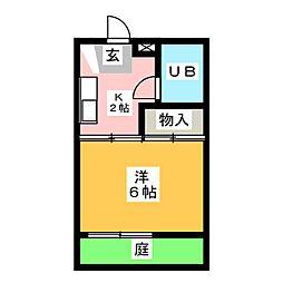 【敷金礼金0円!】アメニティK