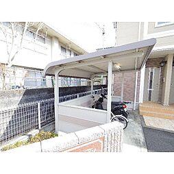 静岡県静岡市清水区横砂中町の賃貸アパートの外観