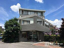愛知県岡崎市康生通東2丁目の賃貸マンションの外観