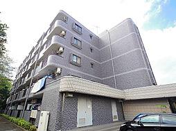 東京都東村山市美住町1丁目の賃貸マンションの外観