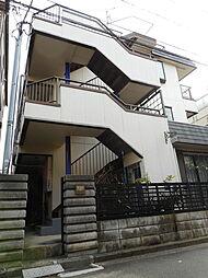 フォンテーヌ大倉山[2階]の外観