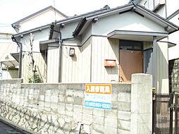 [一戸建] 福岡県北九州市小倉北区下富野2丁目 の賃貸【/】の外観