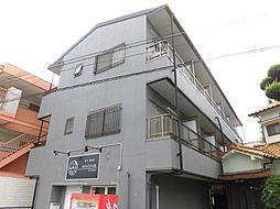 松本マンション[3階]の外観