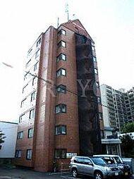 北海道札幌市中央区南二十一条西14丁目の賃貸マンションの外観