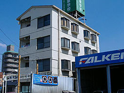 千足金広ビル[4階]の外観