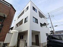 千葉県成田市囲護台2丁目の賃貸マンションの外観