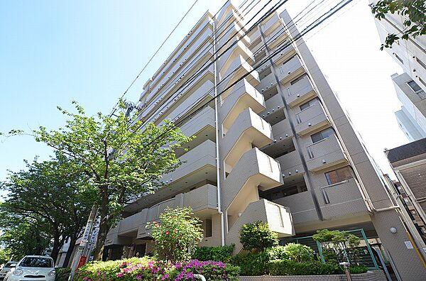 東京都品川区南大井3丁目の賃貸マンション