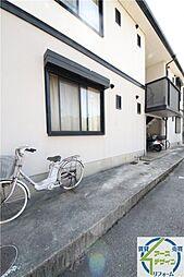 兵庫県明石市北朝霧丘1丁目の賃貸アパートの外観