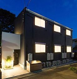 神奈川県相模原市緑区元橋本町の賃貸アパートの外観