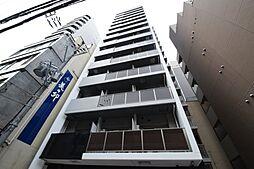 プライムアーバン御堂筋本町[13階]の外観