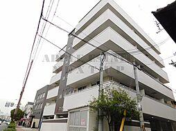 大阪府大阪市生野区中川2丁目の賃貸マンションの外観