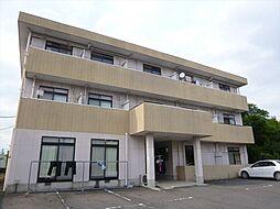 高軽ハイツ[3階]の外観