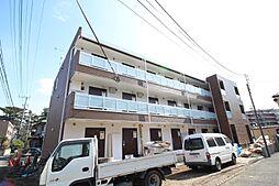 千葉県柏市向原町の賃貸マンションの外観