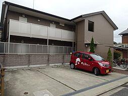 アムール吉田中大路[102号室]の外観