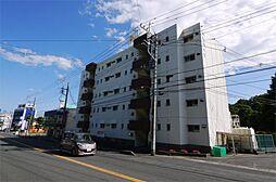 茨城県日立市城南町1丁目の賃貸マンションの外観