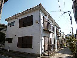 千葉県浦安市堀江3の賃貸アパートの外観