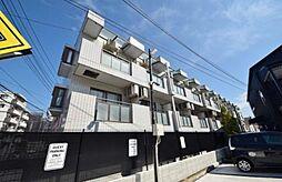 神奈川県横浜市旭区四季美台の賃貸マンションの外観