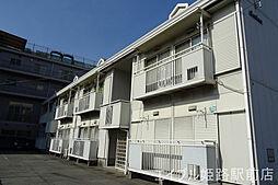 兵庫県姫路市飯田3丁目の賃貸アパートの外観
