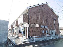 ボヌール A棟[1階]の外観