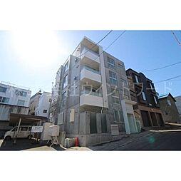 北海道札幌市白石区南郷通14丁目北の賃貸マンションの外観