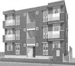 仮称)西宮市石刎町D-room[2階]の外観