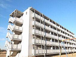 ビレッジハウス迎田4号棟[4階]の外観