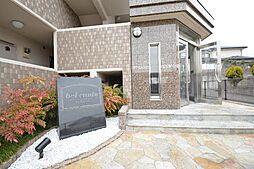 愛知県名古屋市守山区百合が丘の賃貸マンションの外観